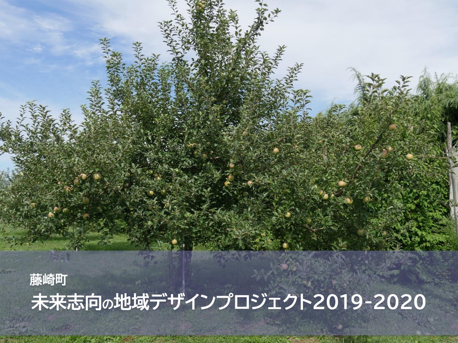 藤崎町 未来志向の地域デザインプロジェクト2019-2020
