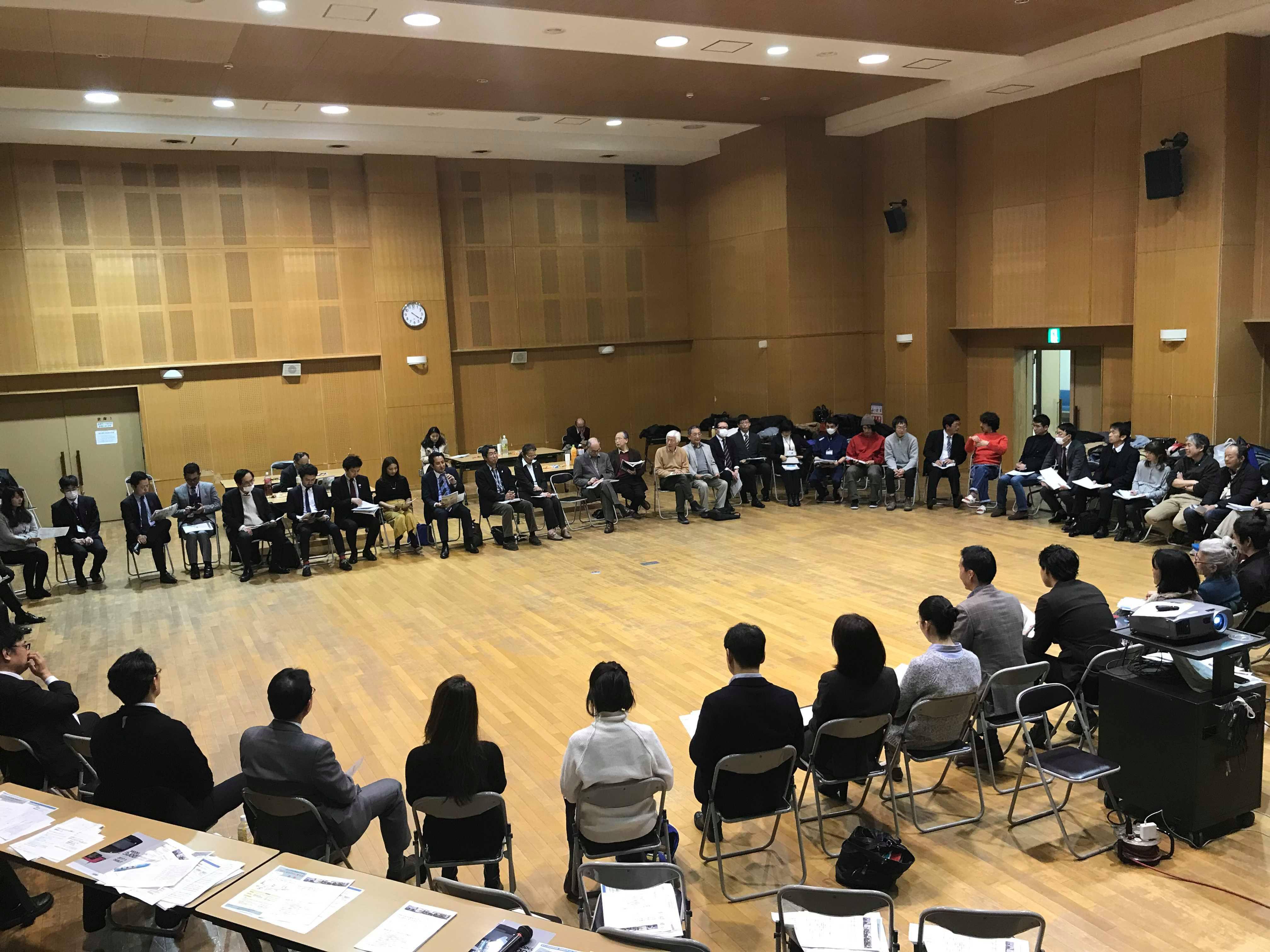 ササハタハツ2017:第4回レポーティングセッション