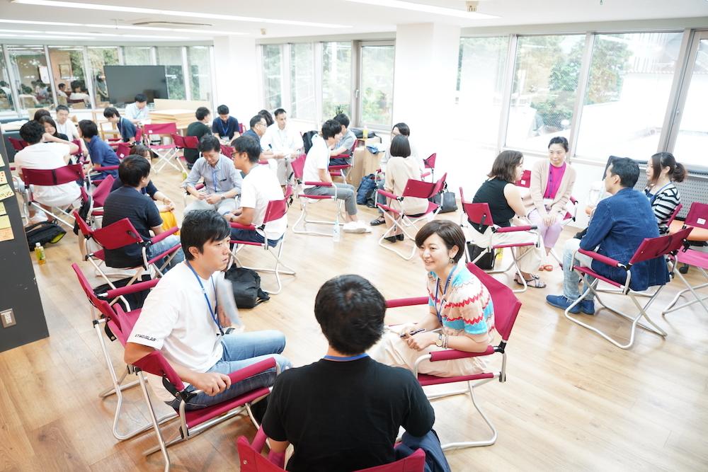 「渋谷をつなげる30人」Day2レポート 〜 正しい「問い」ではなく、良い「問い」を。〜