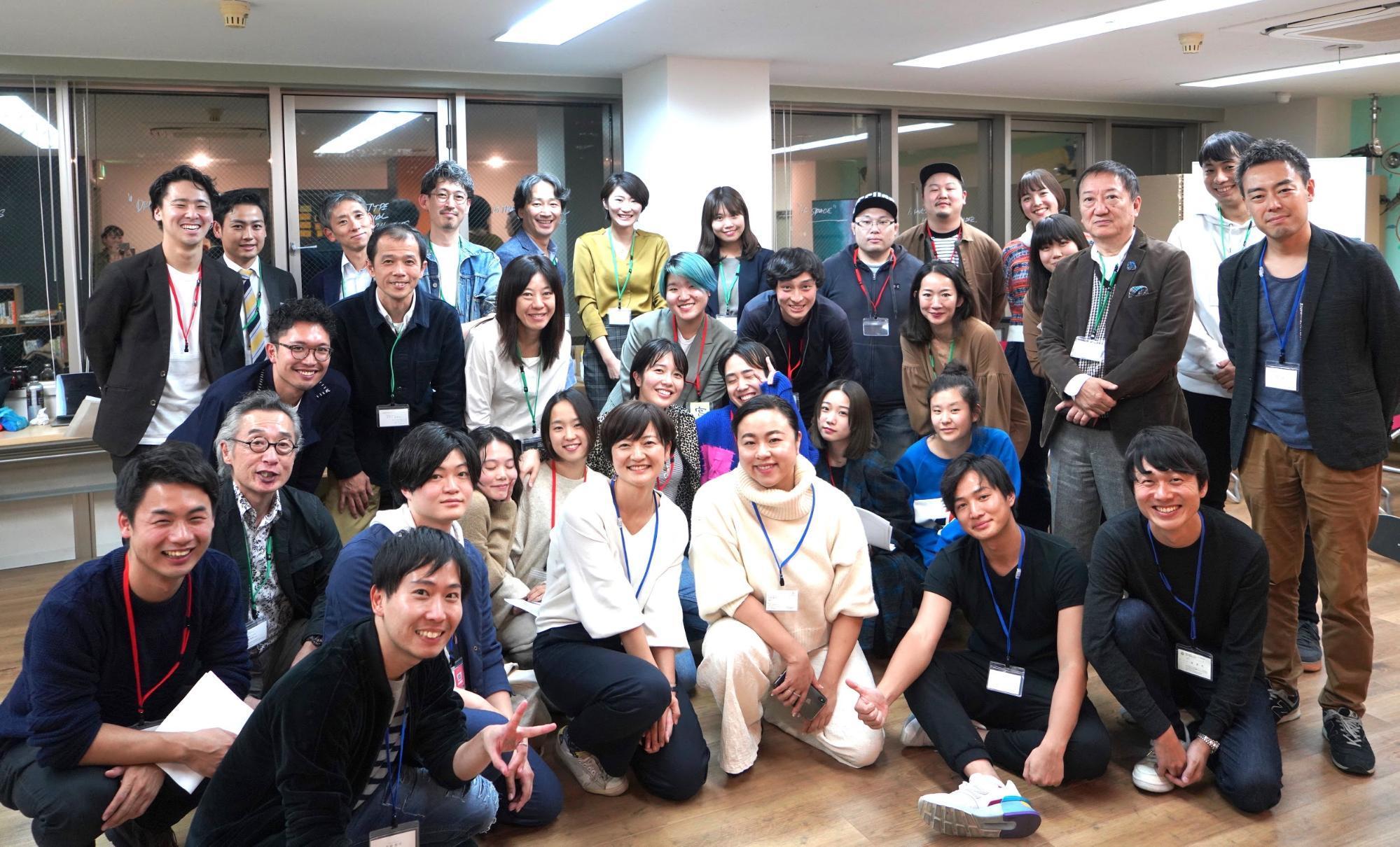 「渋谷をつなげる30人」 (2019/11/8)オープンセッションレポート〜 〜エンタメチーム編〜