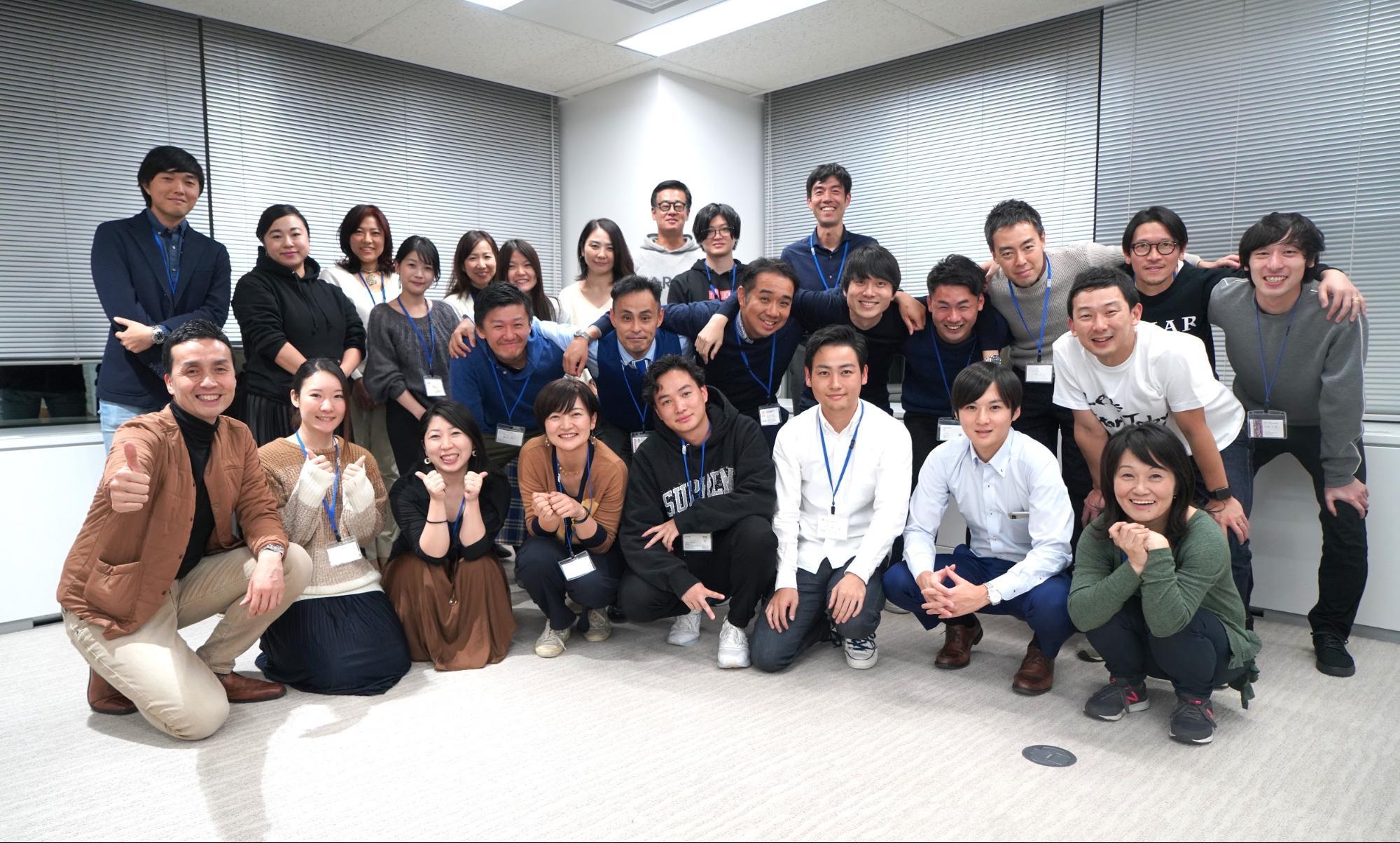 「渋谷をつなげる30人」 Day6(2019/11/21)レポート 〜 オープンセッションを乗り越え、一歩ずつ前へ〜