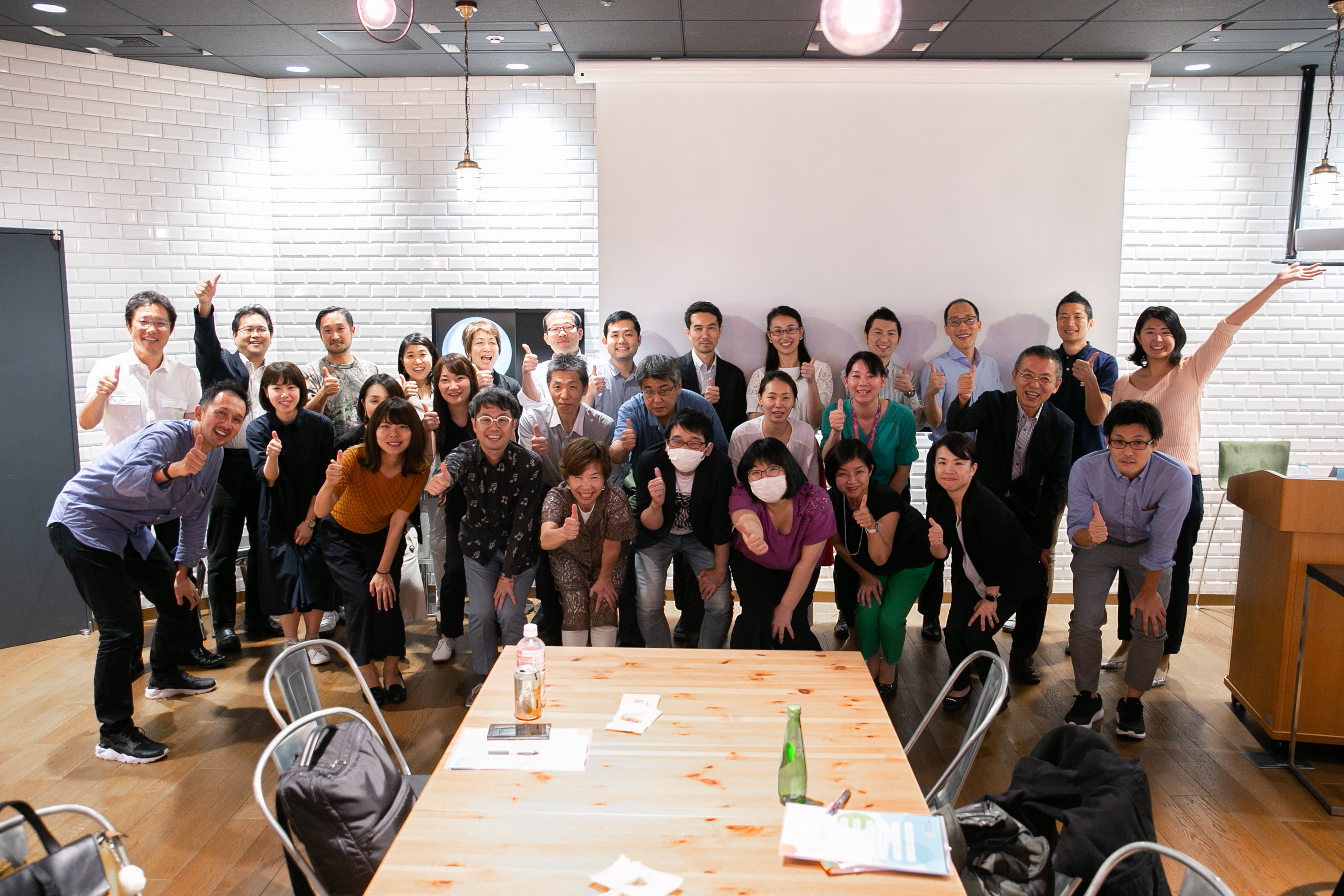 2019.09.25 イベントレポート 変革期を乗り越えて成長する組織 〜未来へ向けたミッション・ビジョン・バリューの活かし方とは?〜