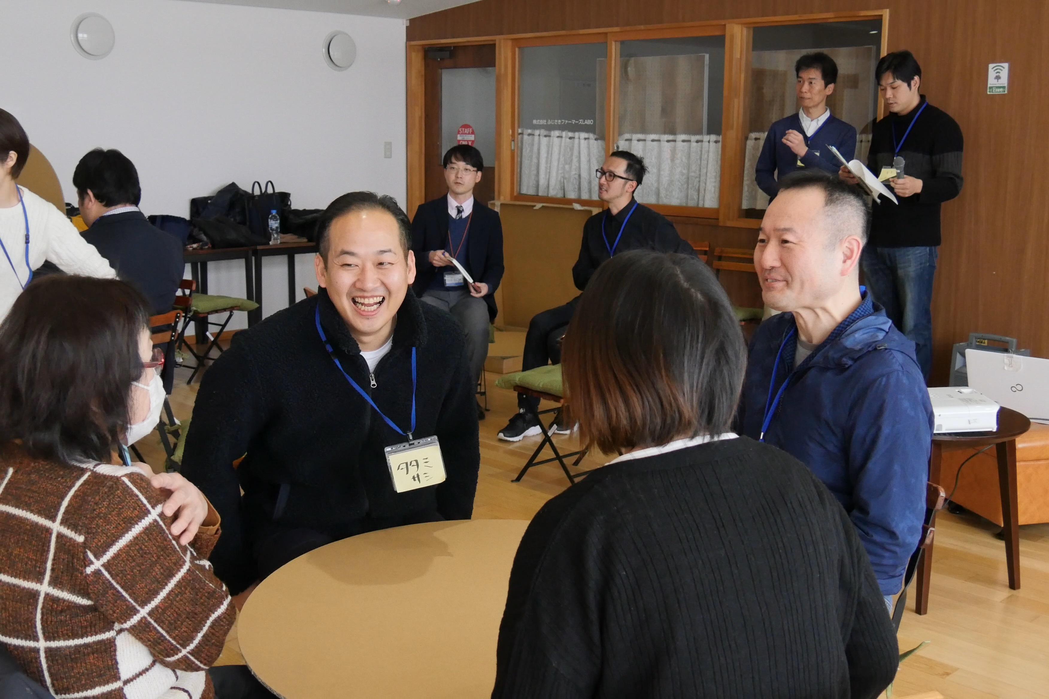 【藤崎町 未来志向の地域デザインプロジェクト 2019】ファシリテーター講座 DAY03