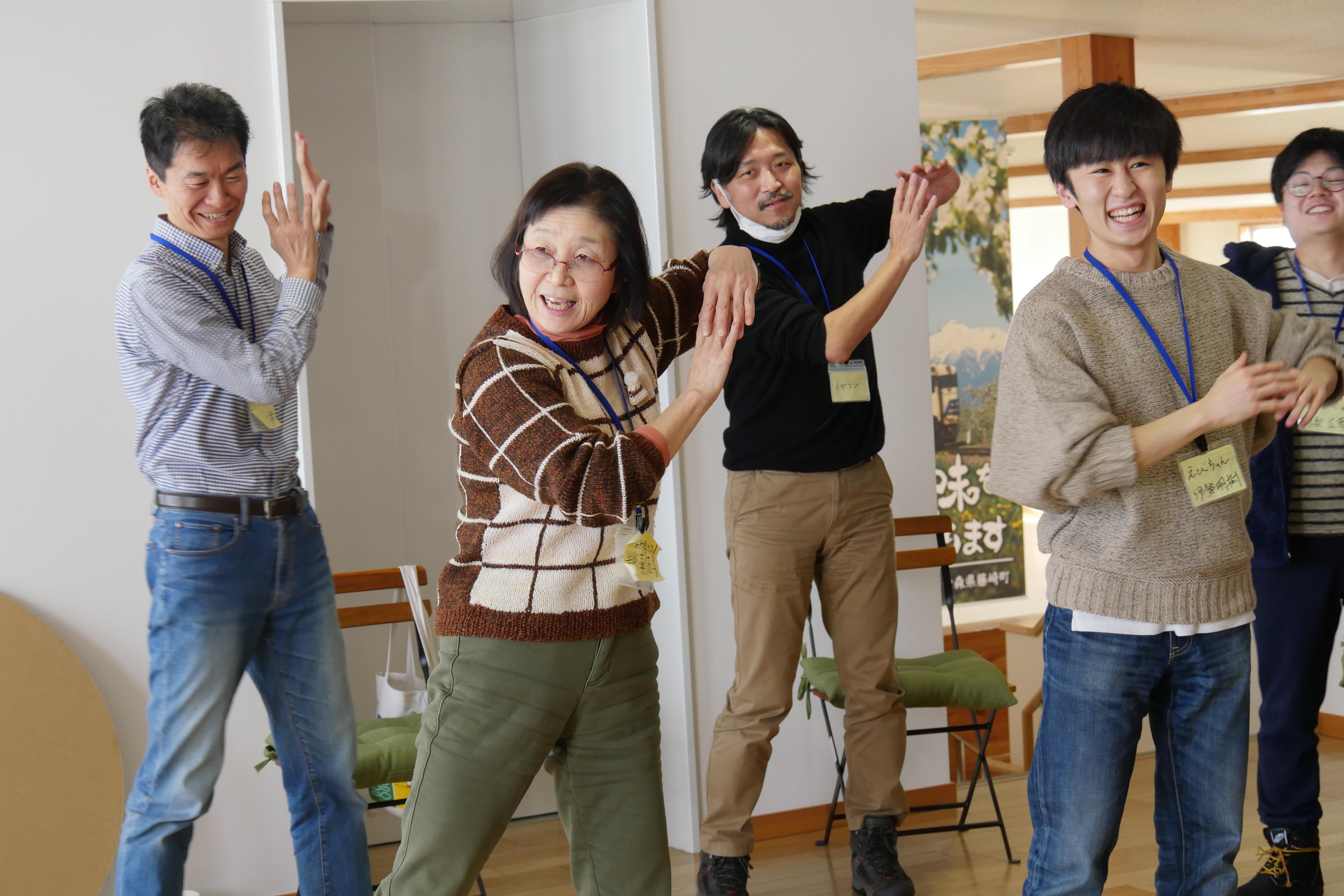 【藤崎町 未来志向の地域デザインプロジェクト】ファシリテーター講座 DAY04