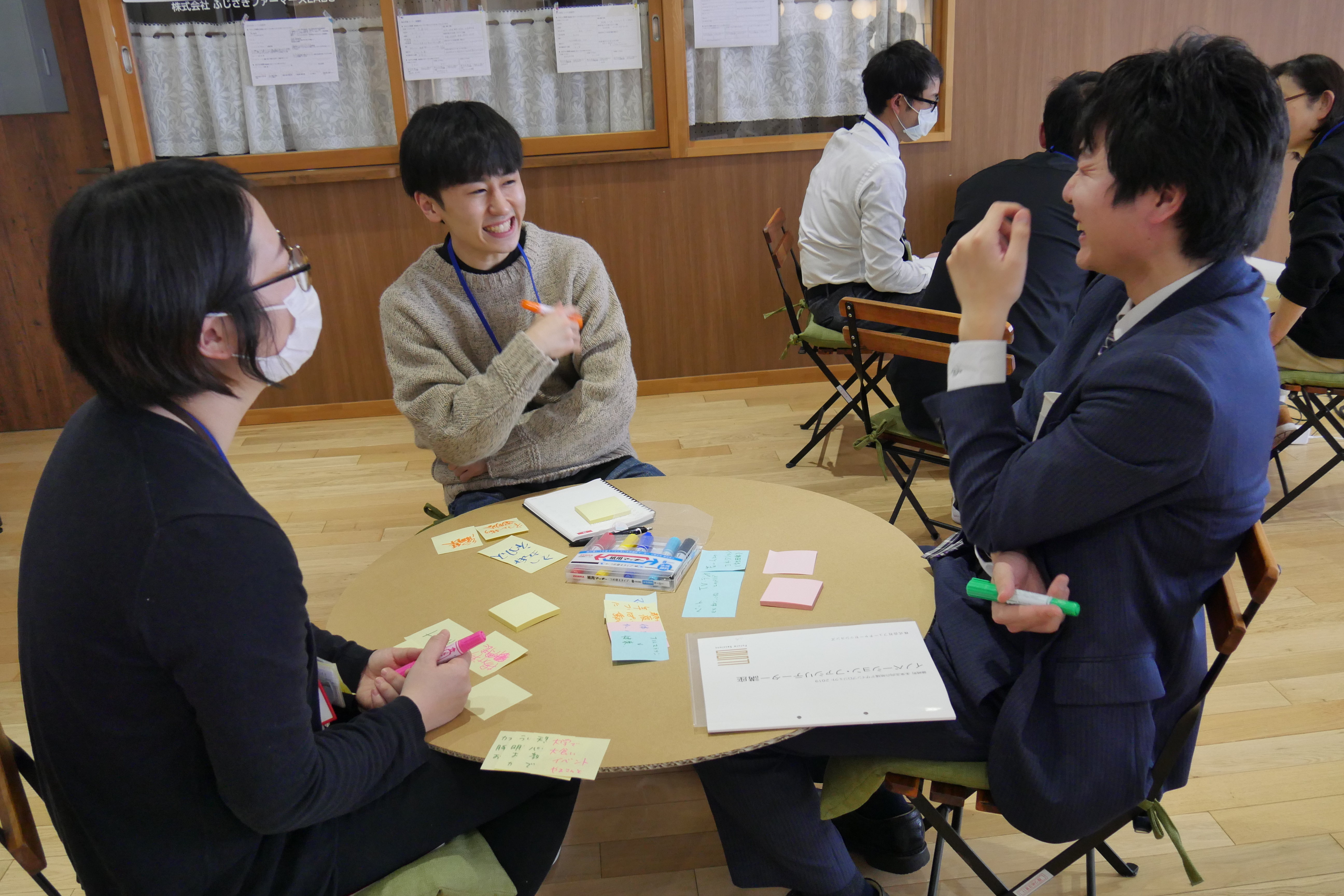 【藤崎町 未来志向の地域デザインプロジェクト 2019】プロジェクト構想セッション