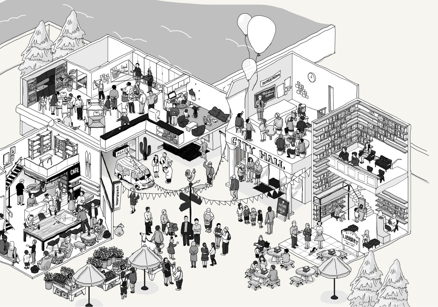 フューチャーセッション説明会 10/30【夜】 ー新規事業コンセプトの創出事例とセッション体験ー
