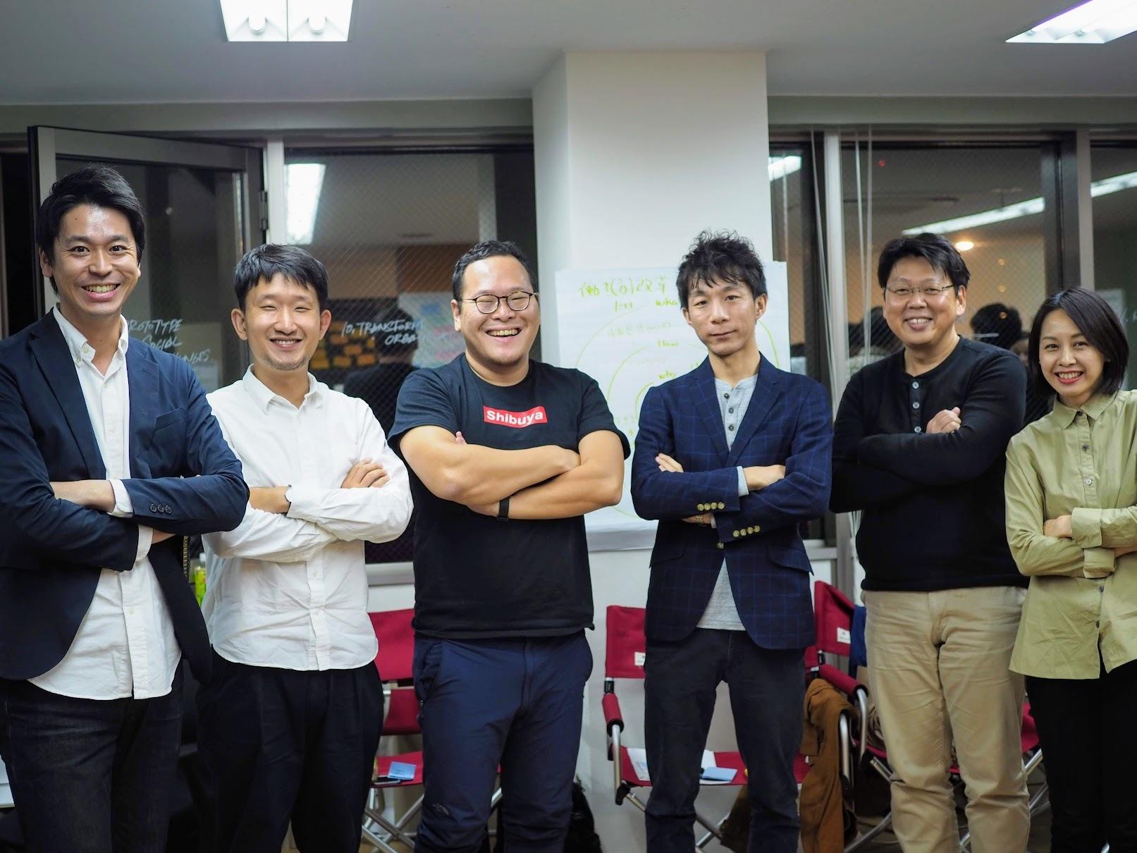 """~「働き方改革」を「働きたい改革」へ~ """"幸せに働くためのアイデア""""を渋谷から生み出すには"""