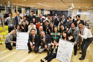 江東区をつなぐプロジェクトPhase1 第1回 官民協働推進・地域活動