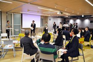 江東区をつなぐプロジェクトPhase1 第2回 企業による地域のまちづくり支援