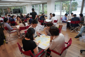渋谷をつなげる30人(2019/第4期) Day2 ファシリテーション実践