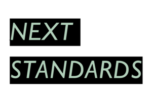 NEXT STANDARDS / Online Session : 6月8日・9日・12日