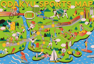 【vol.5】小田急電鉄のスポーツ資産を活用した沿線価値向上のための共創戦略づくり