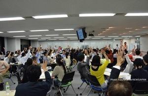 【総決算】フューチャーセッション・ウィーク2014 最終日イベント:「2020年、世界に示したい日本」の未来シナリオづくり